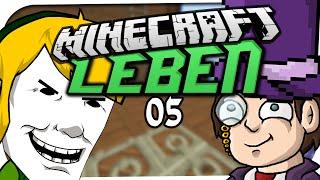 MINECRAFT: LEBEN ☆ #05 - DIE LEGENDE VON... ☆ Minecraft: Leben