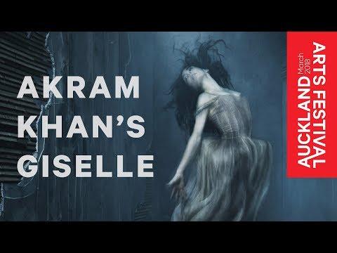 Akram Khan's Giselle - Auckland Arts Festival 2018