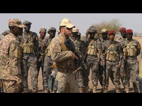 Nick Turse: From Niger to Somalia, U.S. Military Expansion i