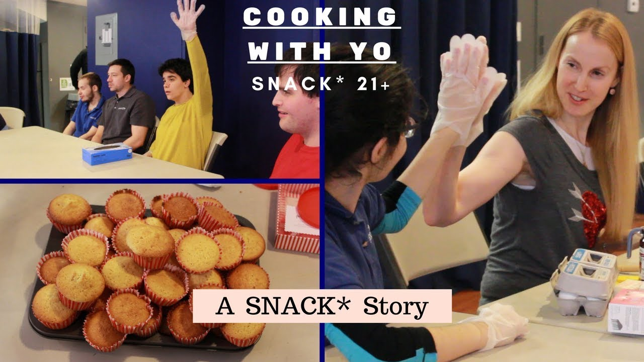 Cooking With Yo - SNACK NYC