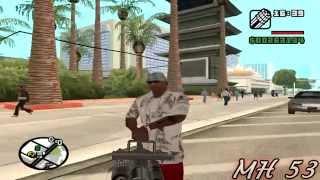 GTA San Andreas D&C