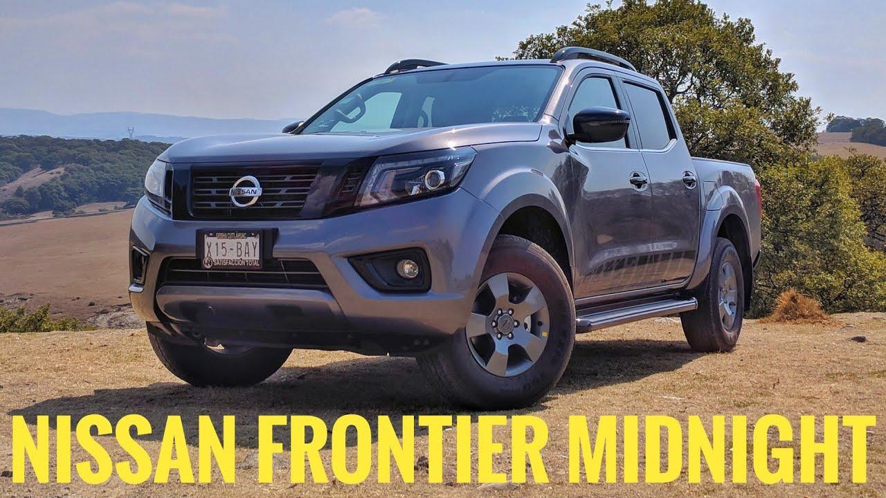 Nissan Frontier Midnight 2020 A Prueba Youtube