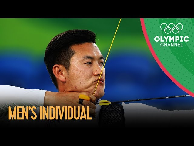 Mens Archery Individual Gold Medal Match | Rio 2016 Replay