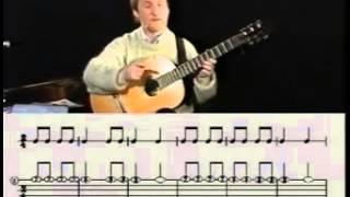 (3)Ч 1 Пример №1  Николаев А Г  Самоучитель игры на шестиструнной гитаре