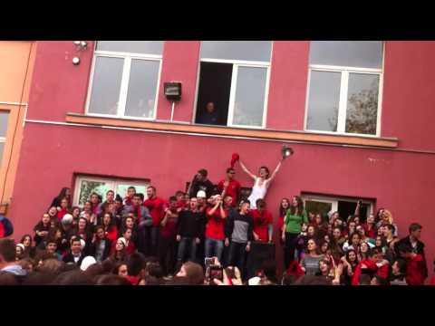 Sami Frasheri High School ( Festa e 28 nentorit) part 3