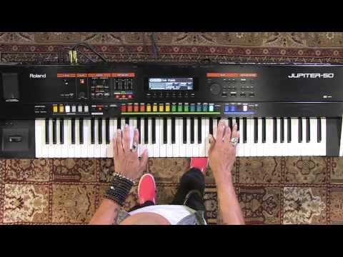 Roland JUPITER-50 Synthesizer Overview