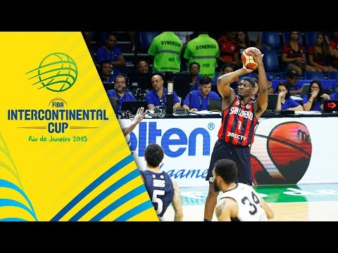 San Lorenzo vs. Austin Spurs - Condensed Game - FIBA Intercontinental Cup