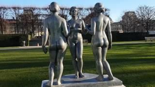 Dicas de Paris / Jardim das Tulherias - Parte 1