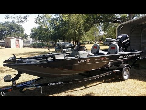 [UNAVAILABLE] Used 2014 Tracker 175 Pro TF Bass Boat In Georgetown, Texas