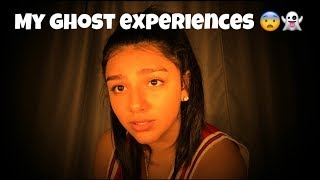 My Ghost Experiences!