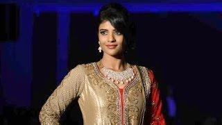 Aishwarya walks the ramp at Madras Bridal Fashion Show | Galatta Tamil