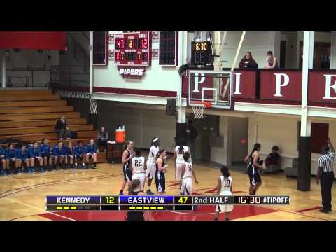 High School Girls Basketball: Bloomington Kennedy vs. Eastview