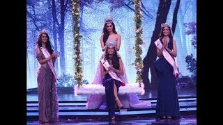 Tamil Nadu's Anukreethy Vas crowned Miss India 2018 | ABP News