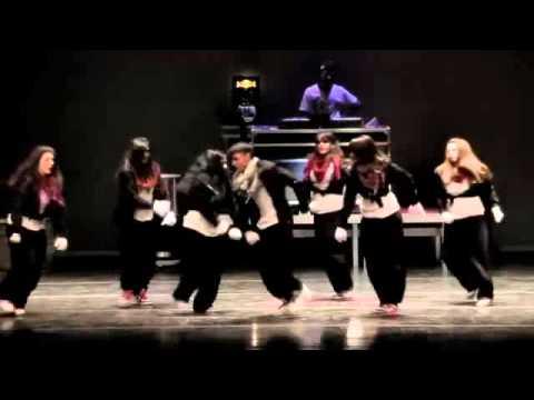 B.A.D. DANCE CREW (Thessaloniki) H.H.I. GREECE 2011