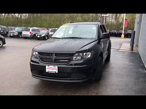 2018 Dodge Journey Antioch, Gurnee, McHenry, Fox Lake, IL Kenosha WI 16431N
