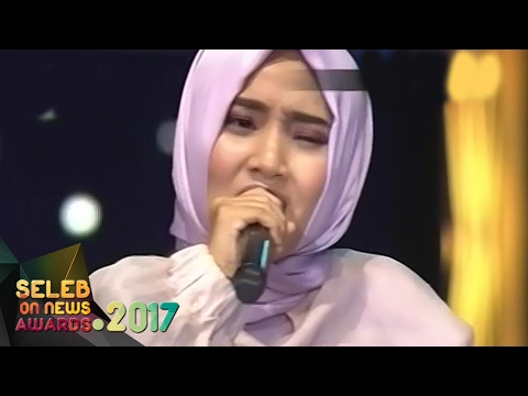 "Keren!! Duet Fatin dan Virzha "" Aku Memilih Setia & Kita yang Beda "" - Seleb On News Awards (9/2)"