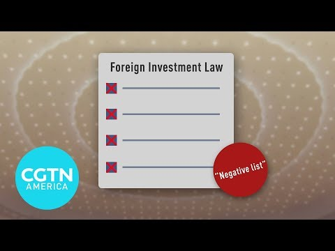 Understanding China's New Foreign Investment Law