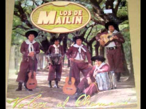 Los de Mailín - Volver al Chamamé (1991)-DISCO ENTERO-