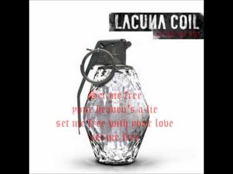 Heavens a Lie~Lacuna Coil~LYRICS
