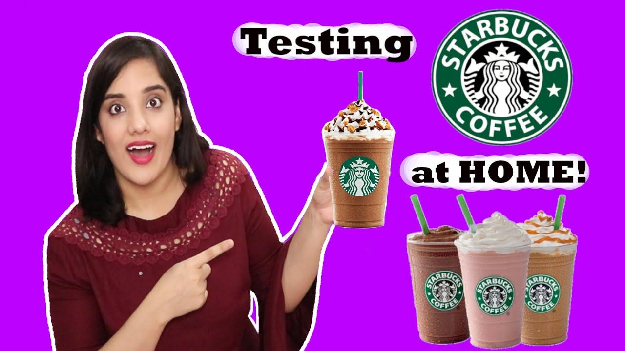 Testing Out VIRAL Internet HACKS | STARBUCKS DRINKS At HOME! | *OMG* | Life Shots