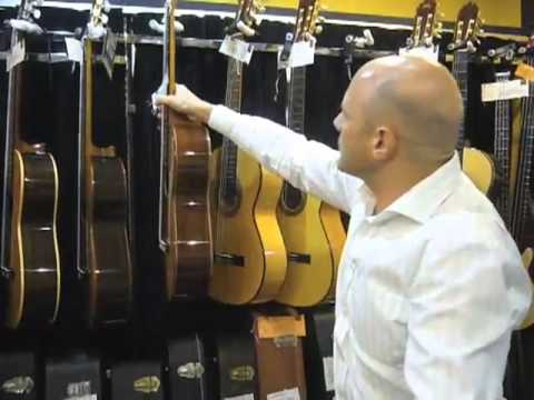 Manuel Rodriguez Spanish Guitar Buying Tips (Flamenco Guitar versus Classical Guitar)