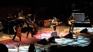 "The Once and Future Carpenter""- The Avett Brothers"
