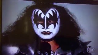 KISS - PORTO ALEGRE 1999 - Programa Patrola,  RBS TV, Brasil
