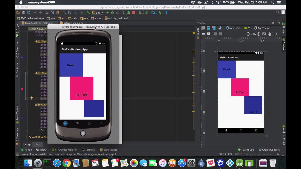 Android Tutorial Dp Vs Sp Youtube