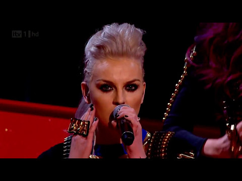 Little Mix - DNA Live X-factor 2012