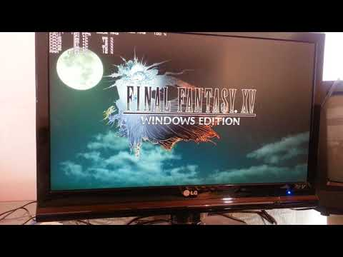 The Pirated Version of Final Fantasy XV is Much Faster Than