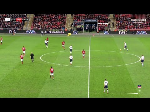 Solskjaers Tactical CHANGE Wins United The 3 Points | Tottenham - Man United Tactical Analysis