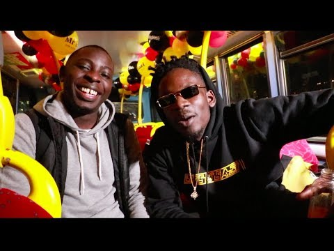 #UbunifuXtra: Mr Eazi Interview - Talks Lagos to London mixtape, #emPawa100 Project & Much More