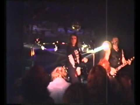 Gun Barrel - Live 12.10.2001 - Bomb Attack