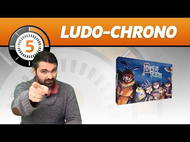 LudoChrono - Owly Tribe