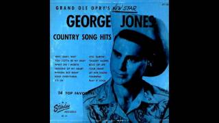 Watch George Jones Play It Cool video