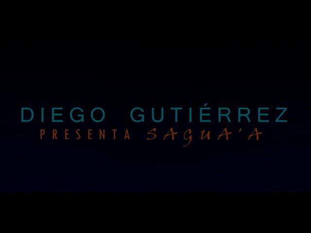 Diego Gutiérrez lanza próximamente  SAGUA'A (Salvaje)