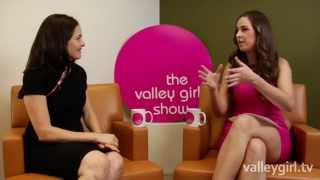 sheryl sandberg of facebook on valley girl show with jesse draper