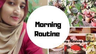 My Sunday morning routine/majicasa#