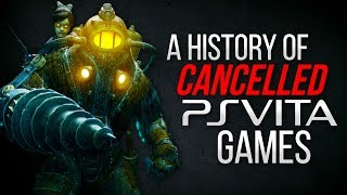 A History of Cancelled PS Vita Games - Fixation