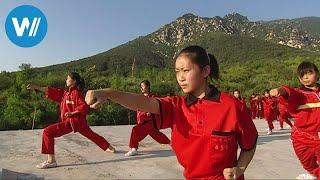 Kung Fu - Chinas neue Kämpferinnen (360° - GEO Reportage)