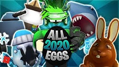 How to INSTANTLY get all EGG HUNTS in Roblox in 2020!!!!