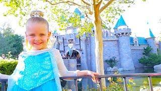 Disney Princess Transformation Makeover! At Bibbiti Bobbiti Boutique!