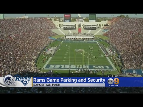 Going To The Rams Game? Give Yourself Plenty Of Time