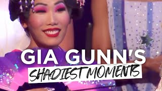 Gia Gunn's Shadiest Moments from All Stars 4