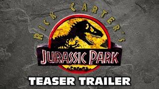 Teaser Trailer For Rick Carter's Jurassic Park (An Illustrated Audio Drama)