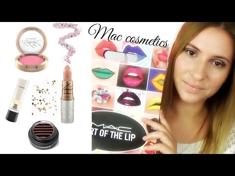 MAC COSMETICS SPELLDINDER & MARIAH CAREY COLLECTION : FIRST IMPRESSIONS,TRY-ON | artemis samara