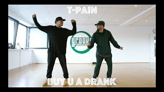 T-Pain - Buy U A Drank | Choreography by Dayan Raheem | Groove Dance Classes