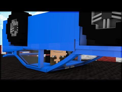 Minecraft: EU SOU O PIOR MOTORISTA DO MUNDO!
