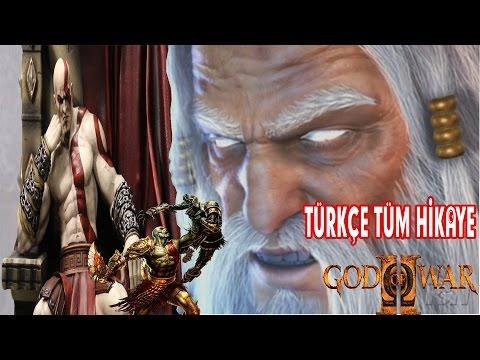 God Of War 2 Türkçe Altyazılı Hikaye ( HD 1080p60 )