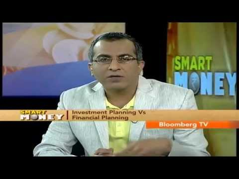 Smart Money- Investment Planning Vs Financial Planning